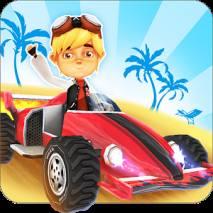 Kart Racer 3D dvd cover
