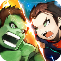 Superhero Brawl Cover