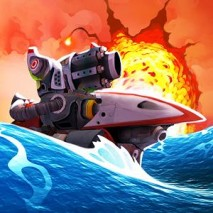 Battle Bay dvd cover