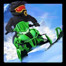 Arctic Cat Snowmobile Racing dvd cover