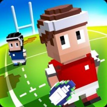 Blocky Rugby dvd cover