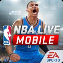 NBA LIVE Mobile dvd cover