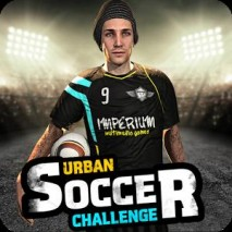 Urban Soccer Challenge Cover