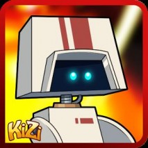 Powerbots by Kizi dvd cover