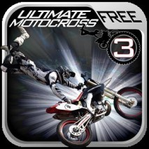 Ultimate MotoCross 3 Free dvd cover
