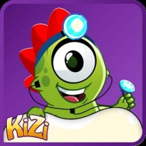 Doctor Kizi: Kids Dentist dvd cover