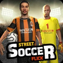 Street Soccer Flick Cover