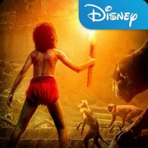 The Jungle Book: Mowgli's Run dvd cover
