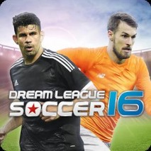 Dream League Soccer 2016 dvd cover