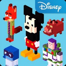 Disney Crossy Road dvd cover