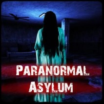 Paranormal Asylum dvd cover