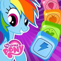 My Little Pony: Puzzle Party dvd cover