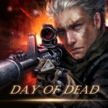 Day of Dead dvd cover