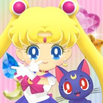 SailorMoon Drops dvd cover