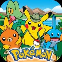 Camp Pokémon Cover