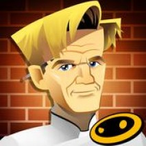 Gordon Ramsay Dash Cover