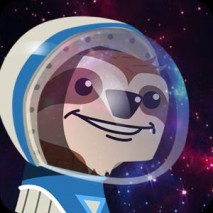 Cosmic Sloth dvd cover