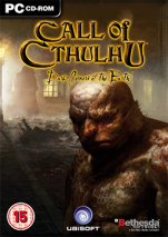 Call of Cthulhu: Dark Corners of The Earth dvd cover