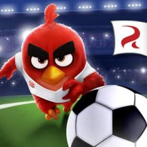 Angry Birds Goal! dvd cover
