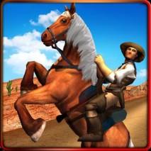 Texas Wild Horse Race 3D dvd cover
