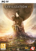 Civilization 6 dvd cover
