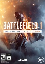 Battlefield 1 dvd cover