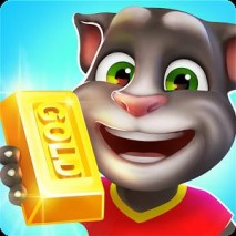 Talking Tom Gold Run dvd cover