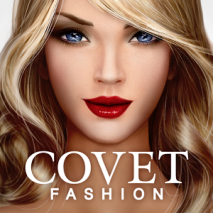 Covet Fashion - Dress Up Game dvd cover