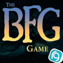 The BFG Game dvd cover