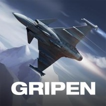 Gripen Fighter Challenge dvd cover