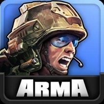 Arma Mobile Ops dvd cover