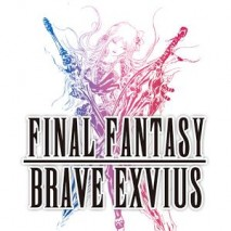 FINAL FANTASY BRAVE EXVIURS Cover