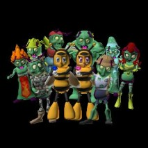 ZomBees: Be the Swarm Cover