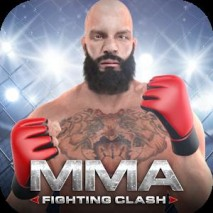 MMA Fighting Clash dvd cover