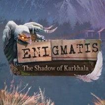 Enigmatis 3 dvd cover