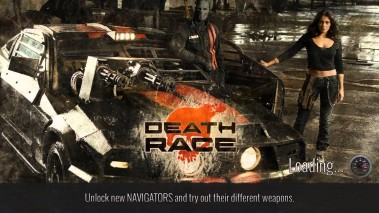 Death Race - The Official Game Cover