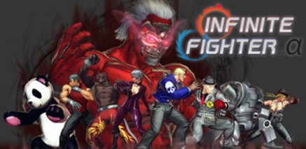 Infinite Fighter-fighting game dvd cover