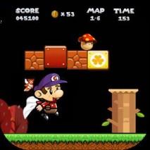 Classic Mario dvd cover