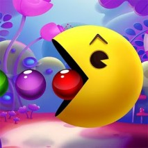Pac-Man Pop: Bubble Shooter dvd cover