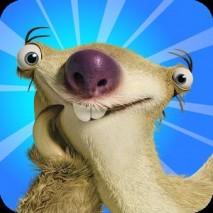 Ice Age World dvd cover