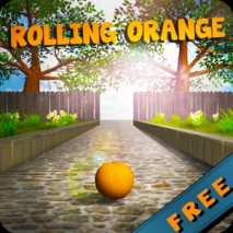 Rolling Orange Free Cover