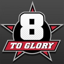 8 to Glory: Bull Riding dvd cover