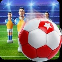 Bouncy Football dvd cover