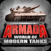 Armada: World of Modern Tanks dvd cover
