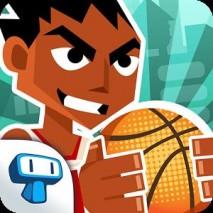 Basket Boss: Basketball Game dvd cover