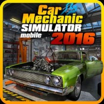 Car Mechanic Simulator 2016 dvd cover