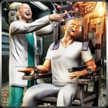 Mental Hospital Escape dvd cover