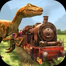 Train Simulator: Dino Park dvd cover