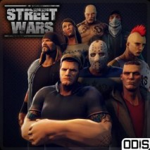 Street Wars PvP Cover