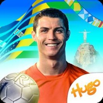 Cristiano Ronaldo: Kick'n'Run dvd cover